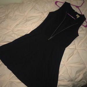 Michael Kors black mini dress